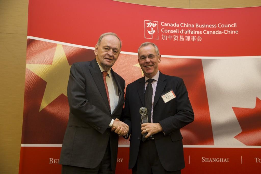 Award 4Ivey Business School -John Irwin