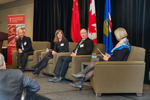 Alberta panel event
