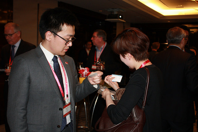networking Beijing