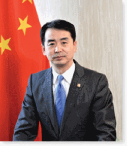 HEWei, Consul General of the PRC in Toronto, will Address CCBC Members and Guests @ McCarthy Tétrault Offices | Toronto | Ontario | Canada