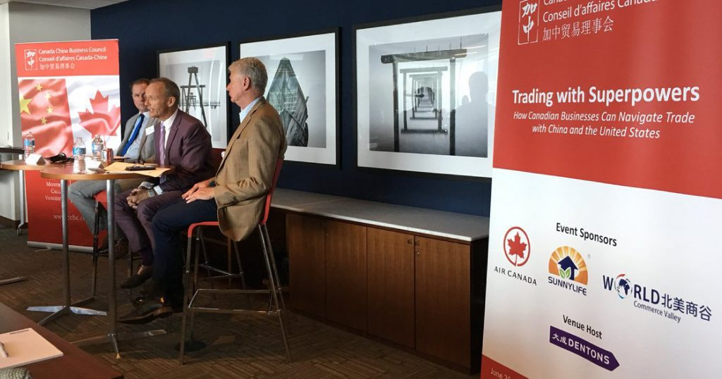 Trading with Superpowers: How Canadian Businesses Can