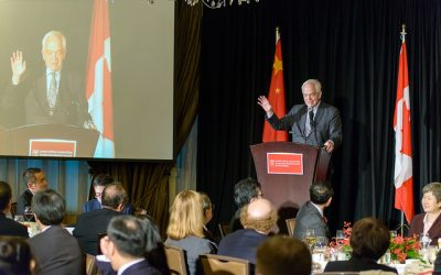 Business Luncheon with the Honourable John McCallum, Canada's Ambassador-Designate to China, and LIU Fei, Consul General of the People's Republic of China in Vancouver