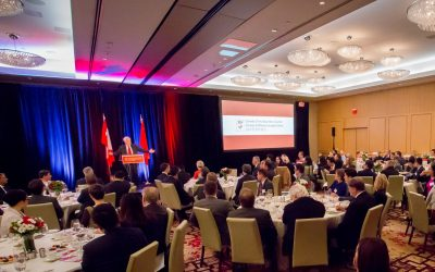 Business Luncheon with the Honourable John McCallum, Canada's Ambassador-Designate to China, and XUE Bing, Consul General of the People's Republic of China in Toronto