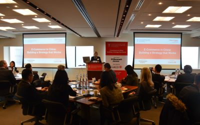 E-Commerce in China: Building a Strategy that Works – Toronto, ON