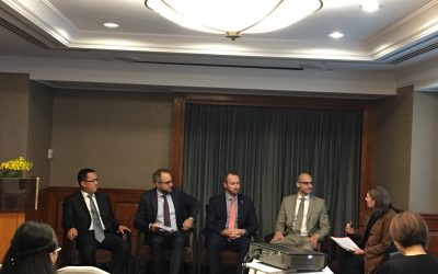 Finding Opportunity in Uncertain Times: A Panel Discussion on Trade Relations