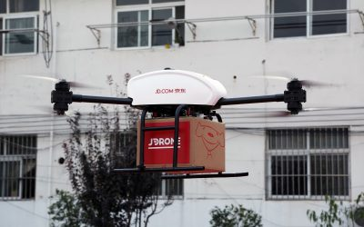 Does The Future Of Chinese Retail Include Home Delivery Of N.B. Lobster By Drone?